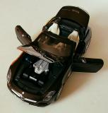 MERCEDES BENZ SLS AMG ROADSTER 2011-Minichamps